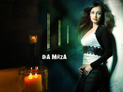 Awesome look of Diya Marza pictures in high quality