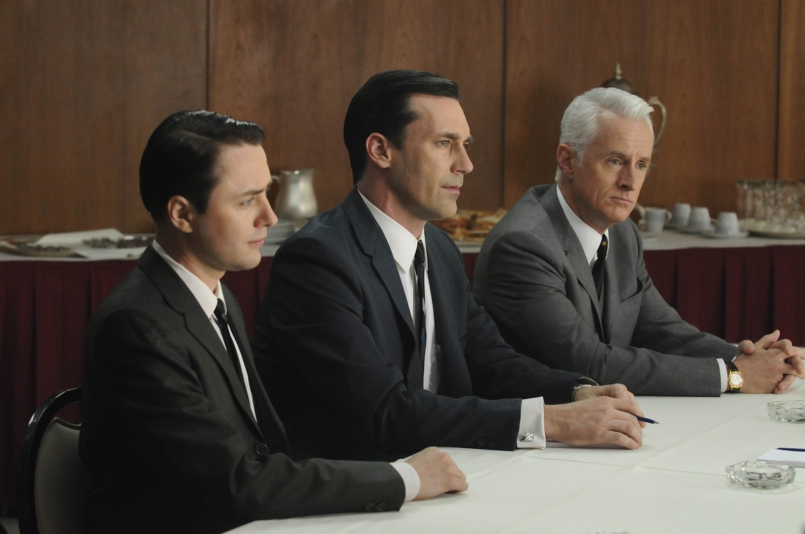 Mad Men - Season 4 Episode 1: Public Relations