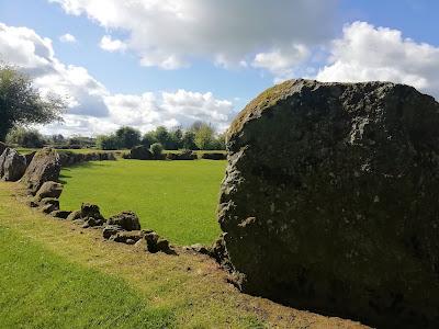 Grange Stone Circle, Lough Gur
