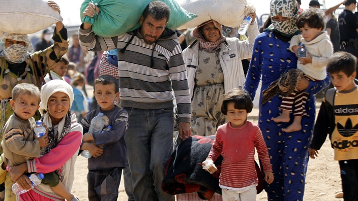 Image result for syrian refugees in germany