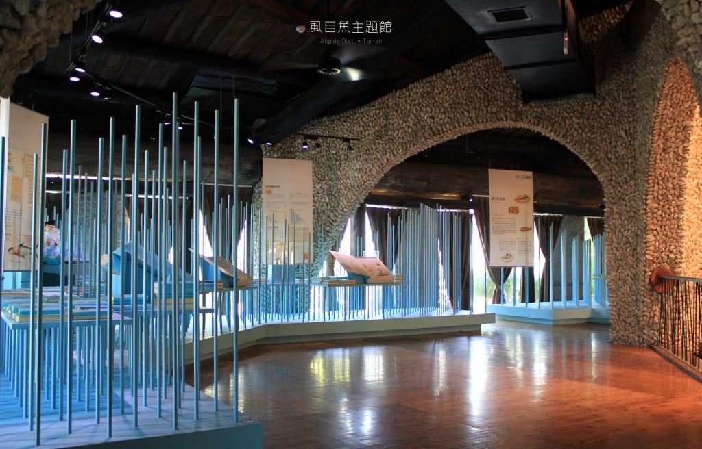 台南安平景點,虱目魚主題館-7