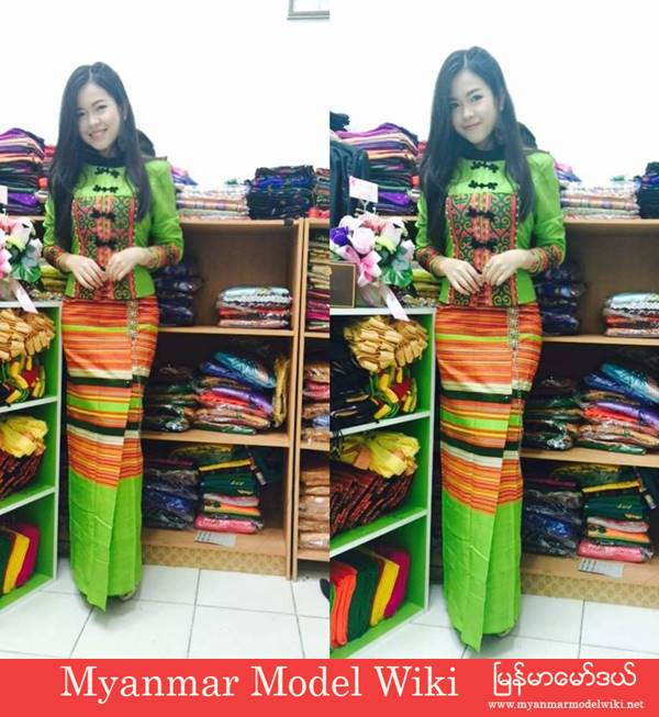 12 Pictues of Beautiful Shan Model In Shan Dress Outfit Photos Are Amazing