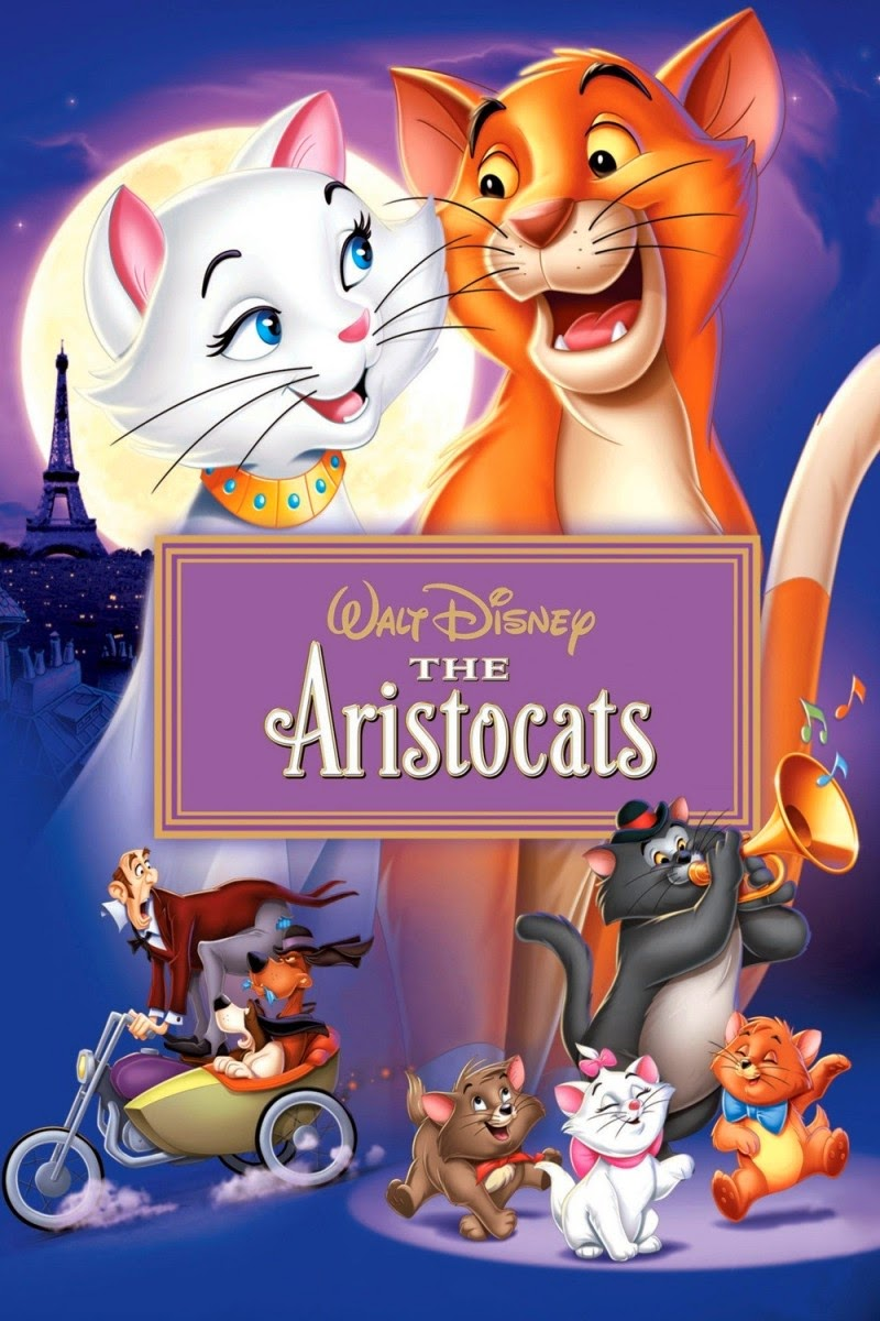 Watch The AristoCats (1970) Online For Free Full Movie English Stream