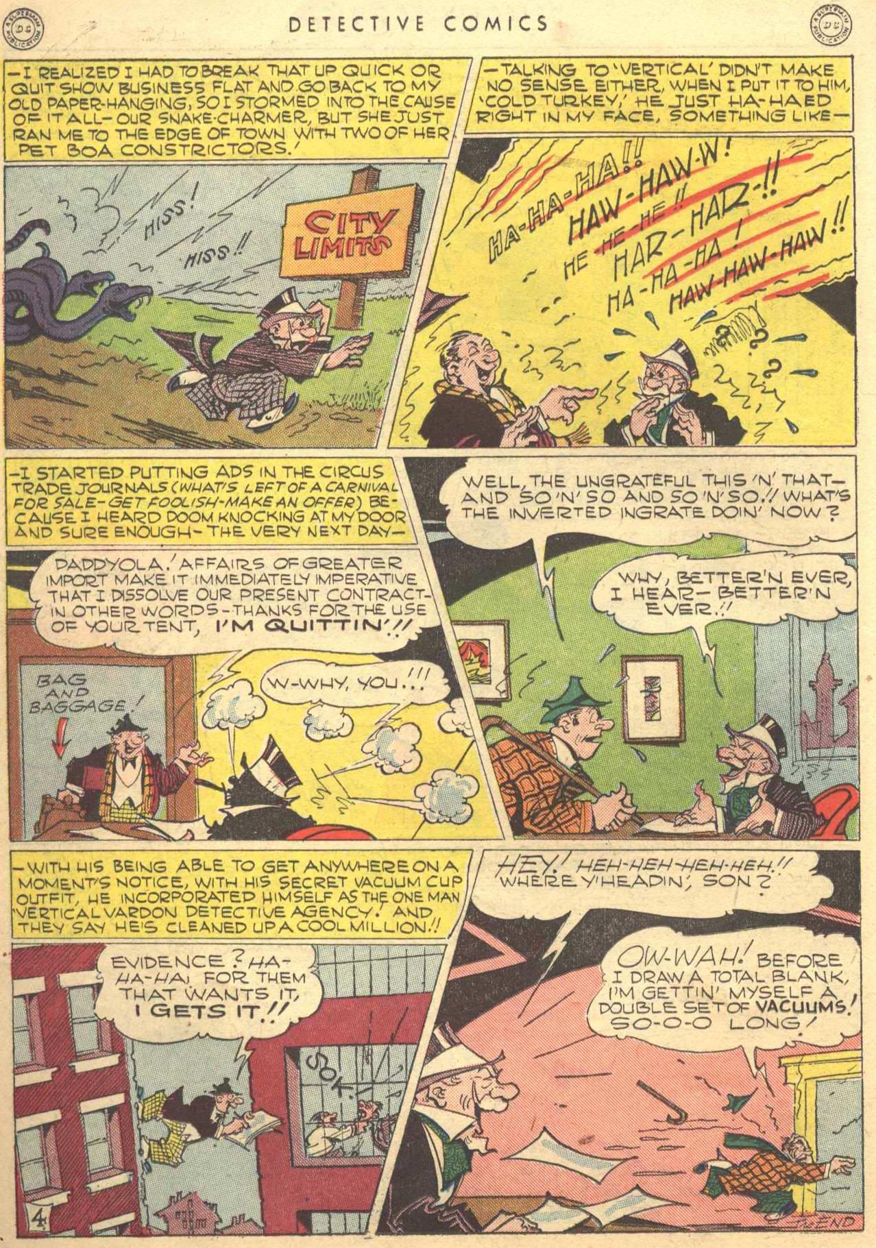 Read online Detective Comics (1937) comic -  Issue #104 - 20