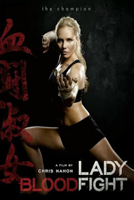 Lady Bloodfight Poster