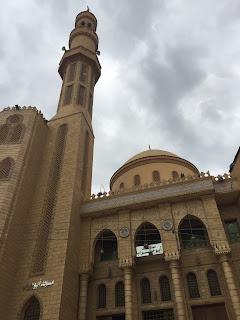 الفيوم| مسجد العارف بالله سيدى على مفرج ابو جراب ABO GRAB MOSQUE