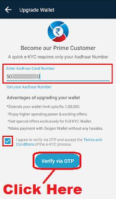 oxigen wallet ekyc online