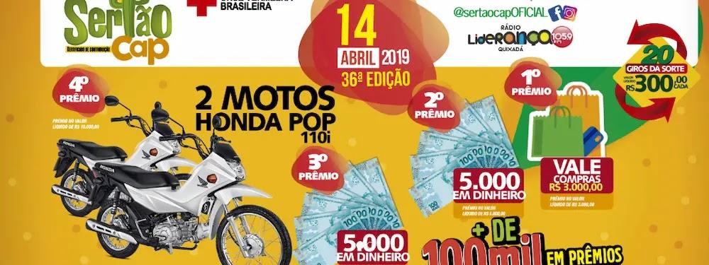 Premiação do Sertão Cap em 14/04/19