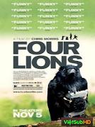 Bốn Con Sư Tử