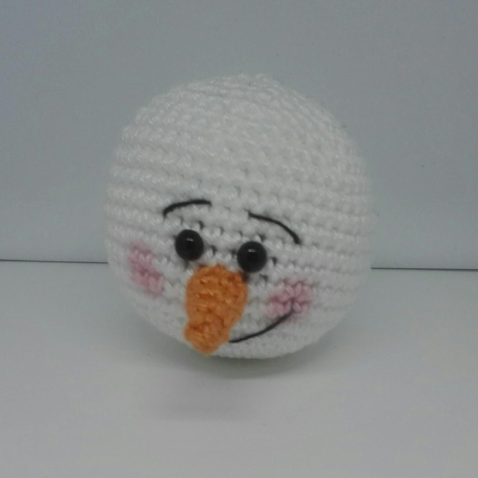 Sils Corner Patroon Sneeuwpop Met Led Bal