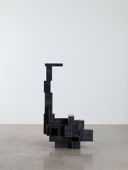 "Antony Gormley - ""Stretch"", 2012. 
