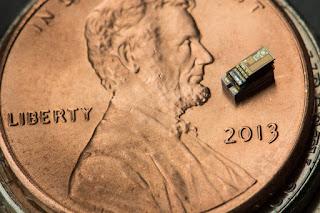 Какие возможности получил микрокомпьютер Michigan Micro Mote?
