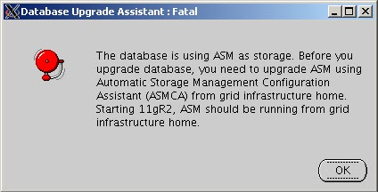 Andrejs life with ORACLE, knowledge base: HOW TO UPGRADE AN