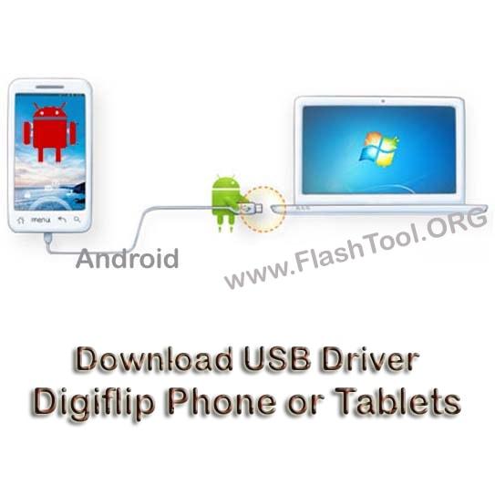 Download Digiflip USB Driver