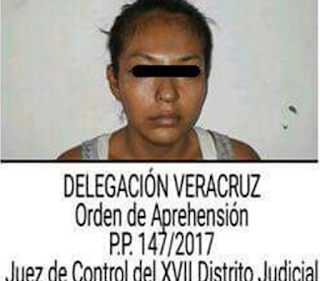 Cae madrastra asesina de su hijastro que tenía 4 años en puerto de Veracruz