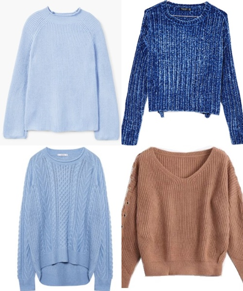 TOP 20 SWEATERS UNDER 20€ Falling for A
