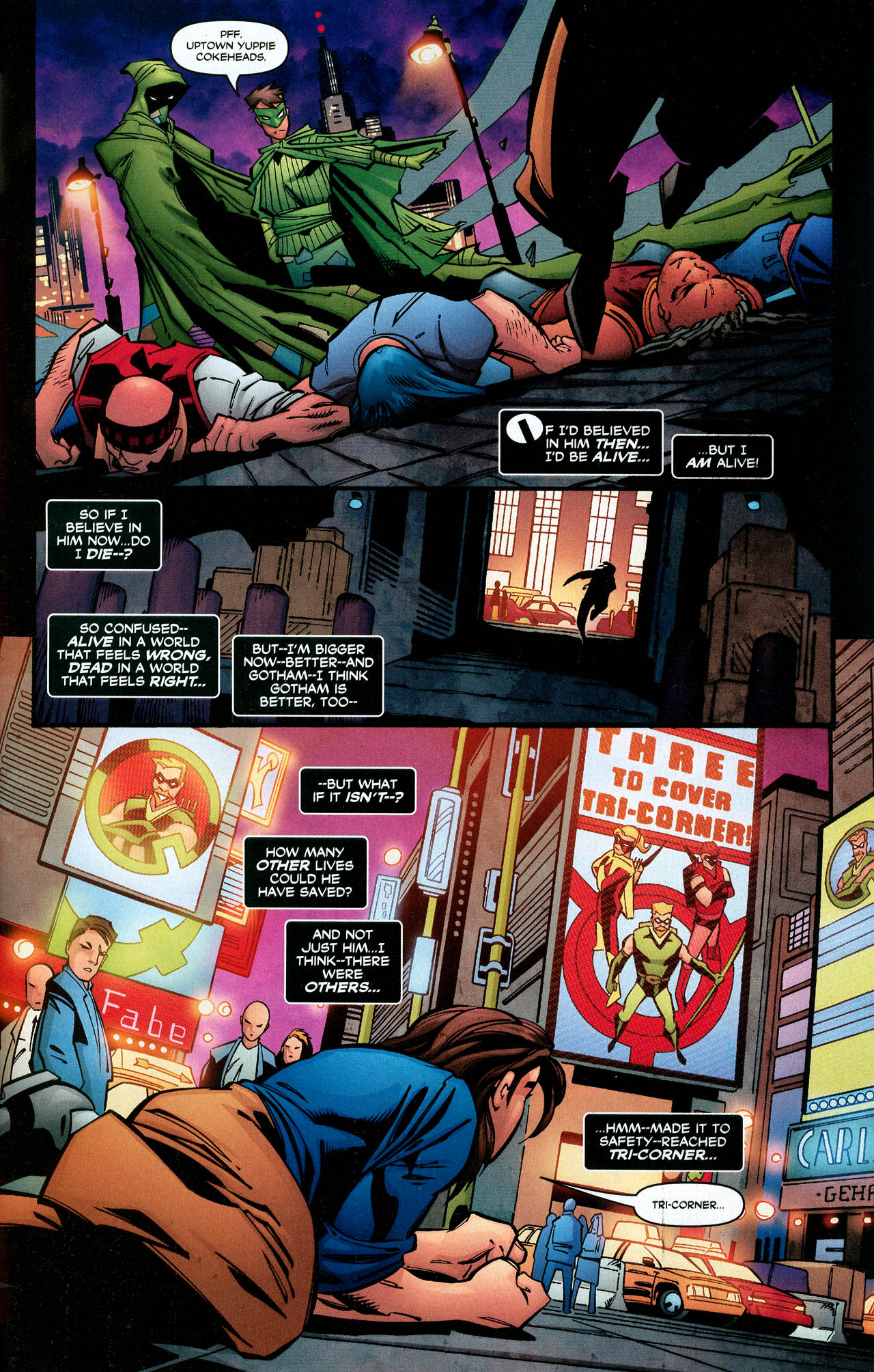 Read online Trinity (2008) comic -  Issue #18 - 30