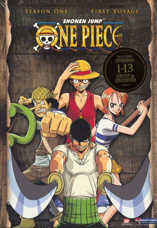 One Piece Season 1 Episode 001- 062 Subtitle Indonesia