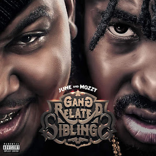 Mozzy & June - Gang Related Siblings (2016) - Album Download, Itunes Cover, Official Cover, Album CD Cover Art, Tracklist
