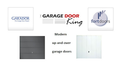 Buy modern up and over garage doors, click here
