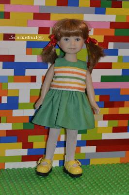 Диана Эффнер,  Diana Effner doll