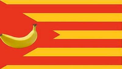 Benvinguts república bananera Cagaluña