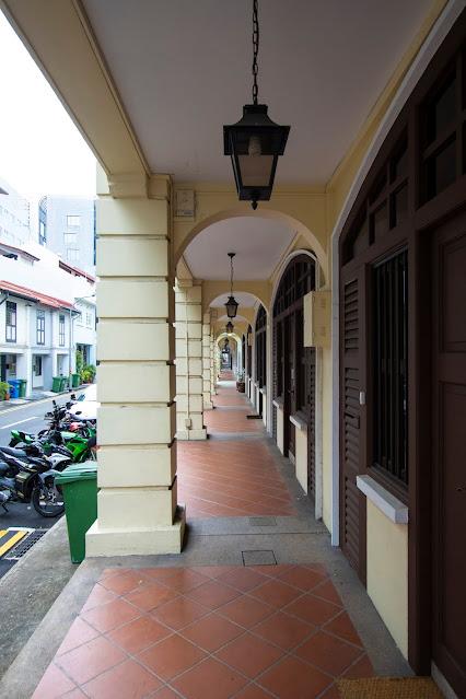 Portici di Singapore