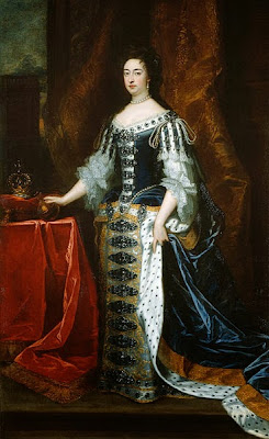 Queen Mary II of England by Sir Godfrey Kneller, 1690