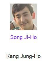 Song Ji-Ho pemeran Kang Jung-Ho