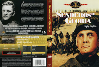 Carátula: Senderos de gloria (1957) Paths of Glory
