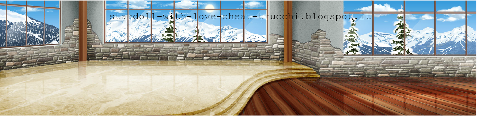 Stardoll with love trucchi cheat gratis other interni for Interni chalet