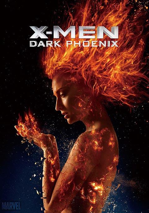 X-MEN, DARK PHOENIX 2019