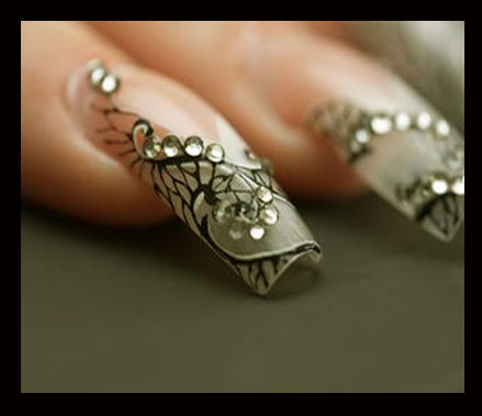 Beautiful Nails Designs 2012 - fashion world