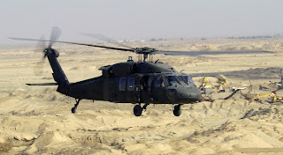 Sikorsky Uh-60 M Black Hawk helicopter