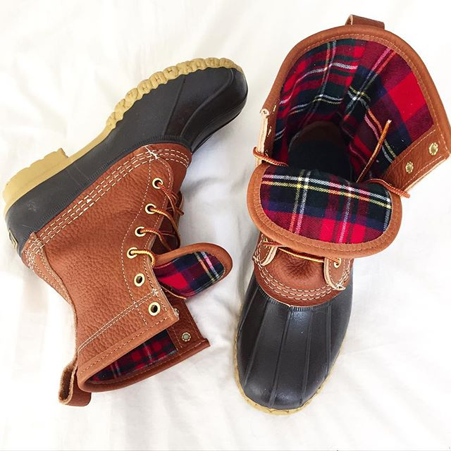 L.L. Bean Boots - Guide to Buying LL Bean Boots by New York fashion blogger Covering the Bases