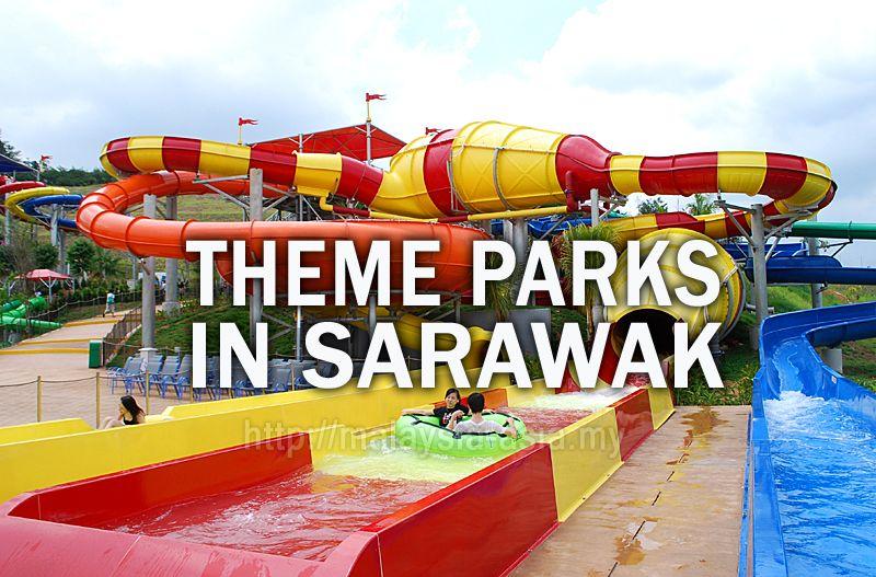 Theme Park in Sarawak