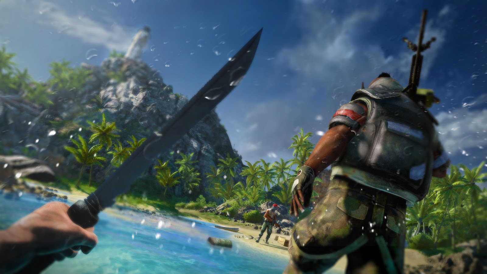 The Wire Far Cry 3 Review
