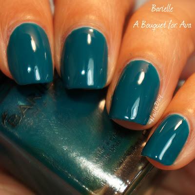 NailaDay: Barielle A Bouquet for Ava