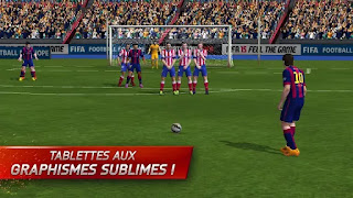 Telecharger FIFA 15 apk Sur Android iOS