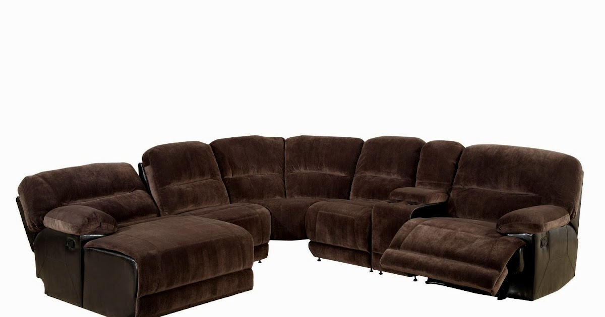 Sofa recliner reviews microfiber recliner sectional sofa for Black microfiber sectional sofa with chaise