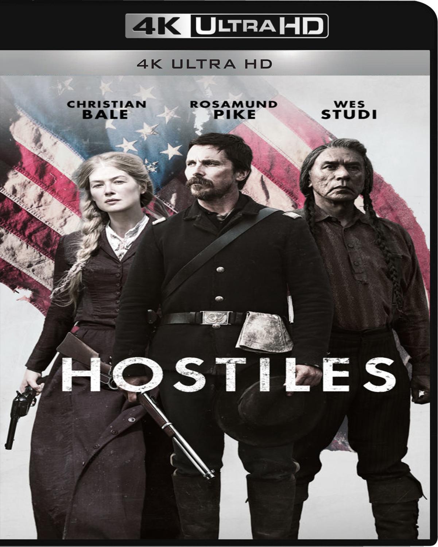 Hostiles  [2017] [UHD] [2160p] [Subtitulado]