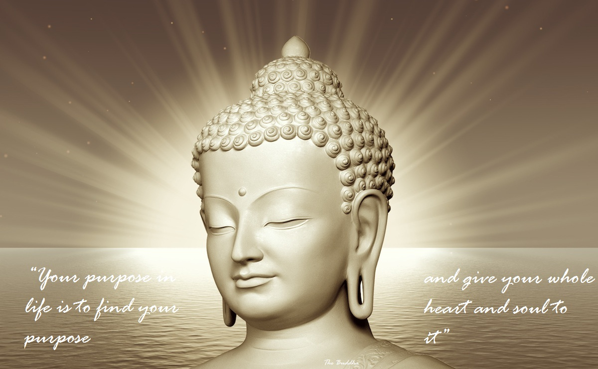 Buddha Quotes Online: Lord Buddha : Purpose of Life
