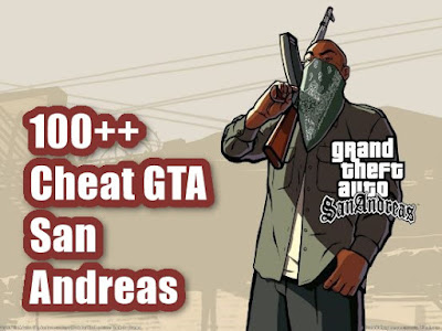 Darah Kebal, 100++ Cheat Gta Indonesia di Laptop dan Komputer
