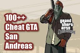 100+ Kode Cheat GTA PS2 Darah Kebal, Panjang, Tidak Habis Lengkap