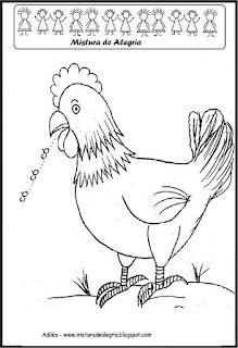 Parlenda a galinha do vizinho