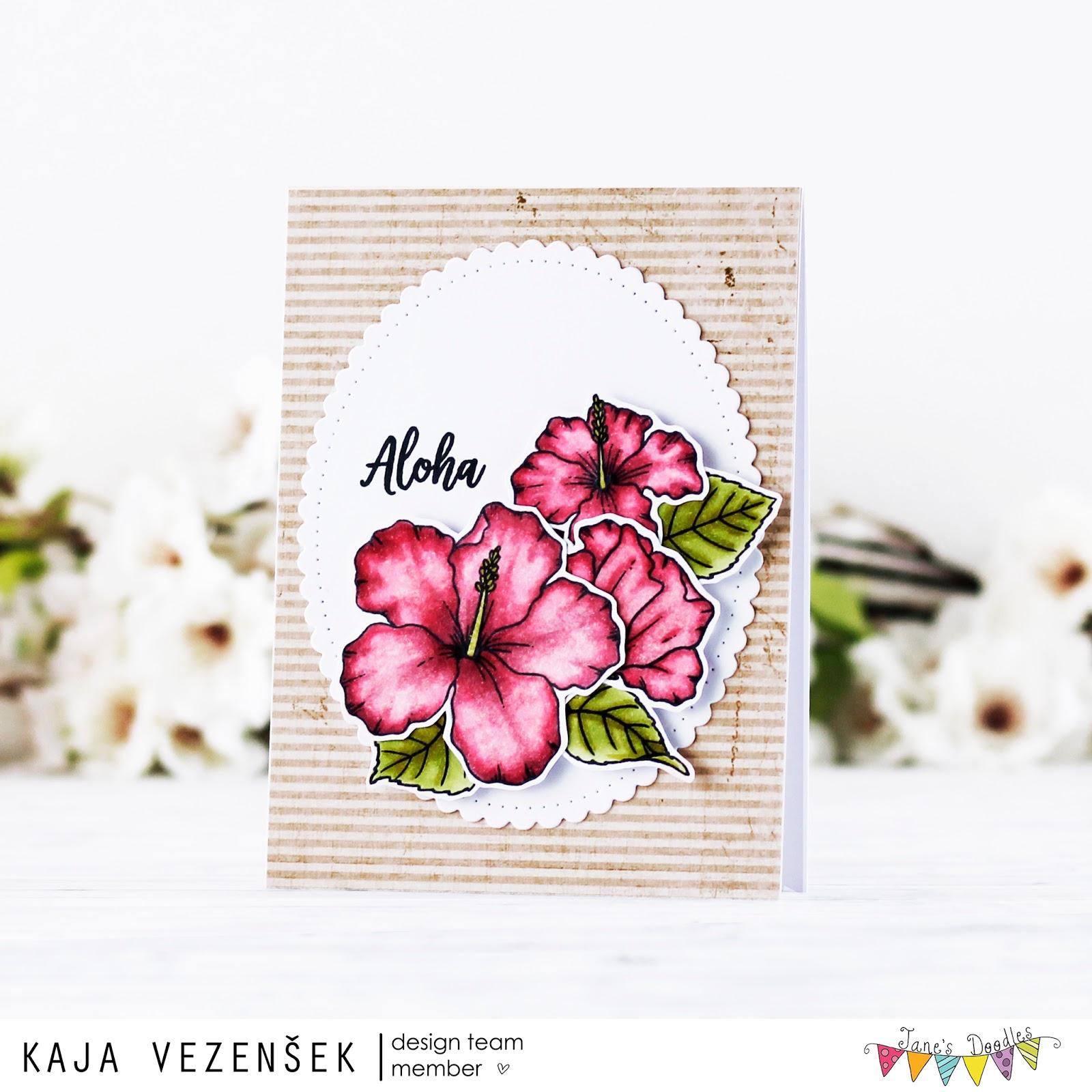 Aloha | JANE'S DOODLES