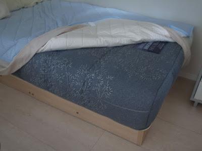 東京スプリング アワーグラスアールグレイ ベッドマッド