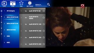 تطبيق EMBRATORIA IPTV لمشاهدة القنوات المشفرة و أفلام VOD مجانا  بدون إعلانات مزعجة.
