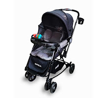 does brea baby stroller rocker