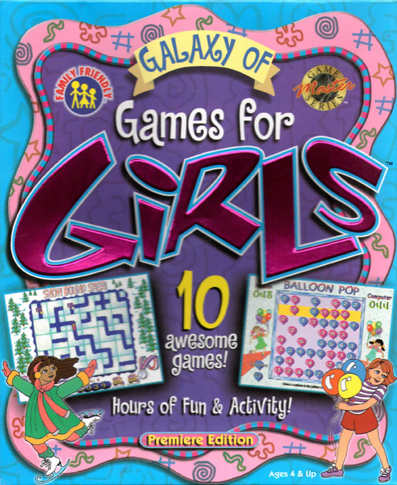 video games for girls